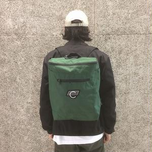 COMA BRAND CANVAS BACKPACK GREEN