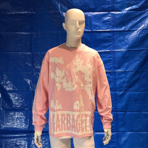 GARBAGE_TV ROBERTS DREAM L/S TEE PINK