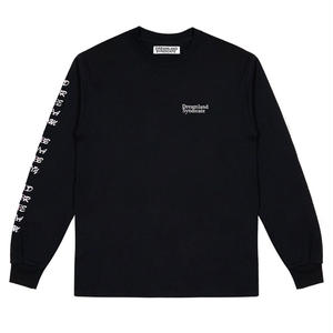 DREAMLAND SYNDICATE DREAM BABY DREAM LONG SLEEVE BLACK
