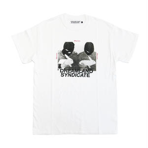 DREAMLAND SYNDICATE LIBERATE T-SHIRTS WHITE