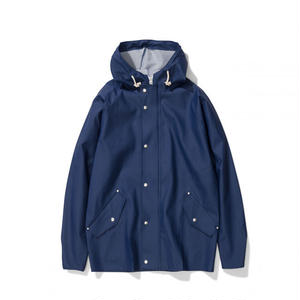 NORSE PROJECTS X ELKA ANKER CLASSIC JACKET NAVY