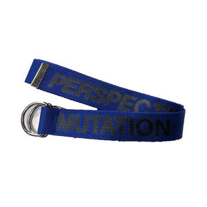 P.A.M PERSPECTIVE BELT COBALT BLUE