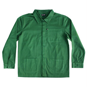 PASS~PORT WORKERS PAINT JACKET GREEN