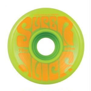 OJ WHEELS SUPER JUICE 60mm GREEN