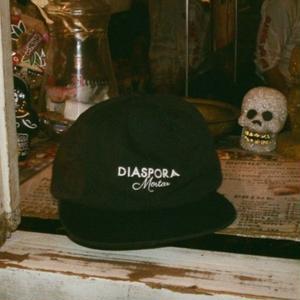 Diaspora Skateboards for MORTAR 6PANEL CAP