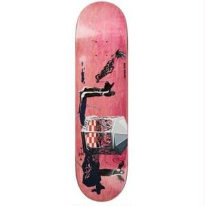 POLAR SKATE CO.PAUL GRUND  RITUALS DECK 8.125inch