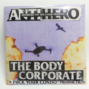 ANTIHERO 『THE BODY CORPORATE』 DVD