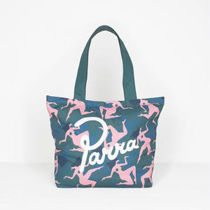 BY PARRA MUSICAL CHAIRS TOTE BAG