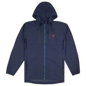BELIEF TRIBORO WINDBREAKER NAVY