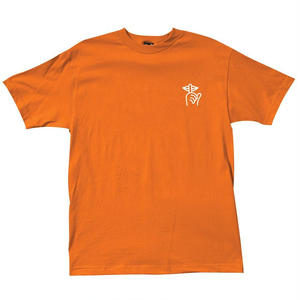 THE QUIET LIFE SHHH TEE ORANGE