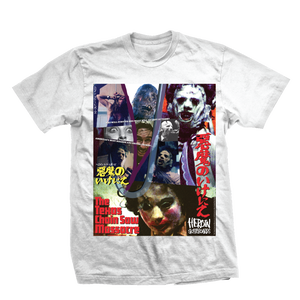 HEROIN SKATEBOARDS TCM COLLAGE TEE