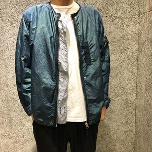STONE ISLAND SHADOW PROJECT DROP POCKET BOMBER JACKET WITH ARTICULATION CHANNELS
