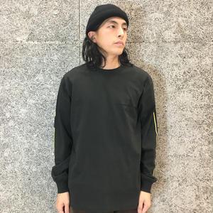 ALEXANDER WANG  NY POST PAGE   L/S TEE  BLACK