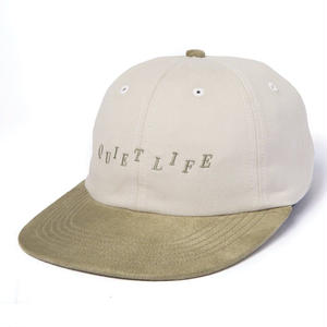 THE QUIET LIFE   STAGGER POLO HAT BONE/SAGE