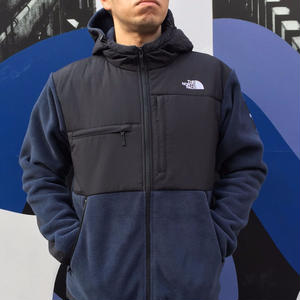 THE NORTH FACE DENALI HOODIE NAVY