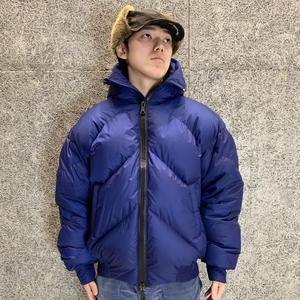 "IENKI IENKI ""Men's Dunlope Jacket"" BLUE"