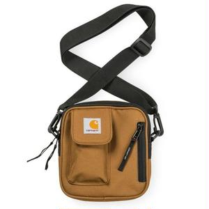 CARHARTT   ESSENTIALS BAG SMALL BROWN