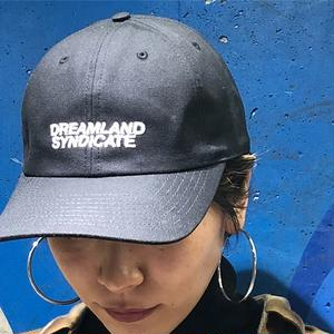 DREAMLAND SYNDICATE EMBROIDERED LOGO CAP