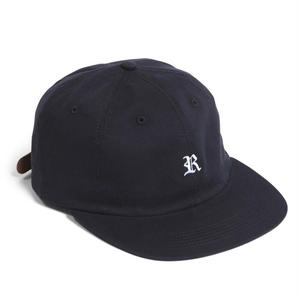 RAISED BY WOLVES GOTHIC POLO CAP BLACK