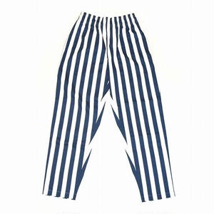 COOKMAN CHEF PANTS WIDE STRIPE