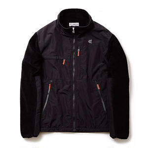 EVISEN FUJI FLEECE JKT BLACK