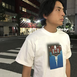CHOCOLATE SKATEBOARDS SACRED TEE WHITE