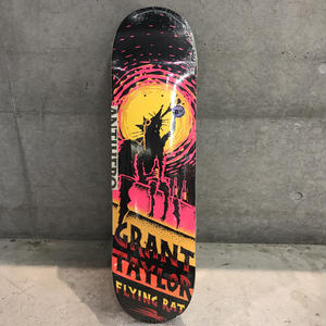 FLYING RAT SKATEBOARDS GRANT TAYLOR DECK 8.12inch