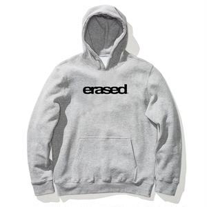 ERASED PROJECT JAPAN EXCLUSIVE LOGO HOODIE GREY