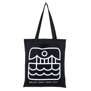 BELIEF ATLANTIC TOTE BLACK