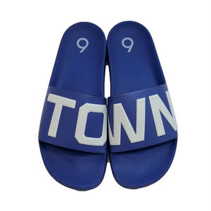 TOWN SLIPPER SLIDE SANDAL BLUE