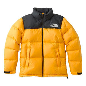 THE NORTH FACE NUPTSE JACKET ORANGE
