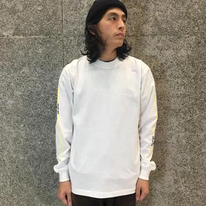 ALEXANDER WANG  NY POST PAGE   L/S TEE  WHITE