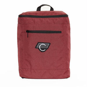 COMA BRAND CANVAS BACKPACK MAROON