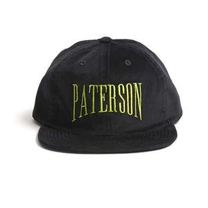 PATERSON EURO GAP CORDUROY HAT BLACK