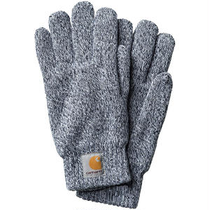 CARHARTT SCOTT GLOVE  DARK GREY HEATHER /GREY