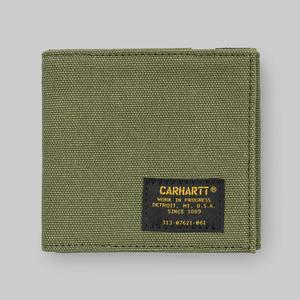 CARHARTT CAMP WALLET ROVER GREEN