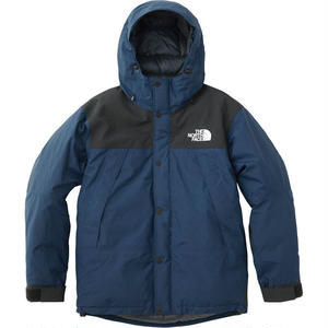 THE NORTH FACE MOUNTAIN DOWN JACKET CM (コズミックブルー)