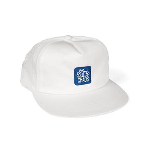 TRANSWORLD 411VM CHAOS HAT WHITE