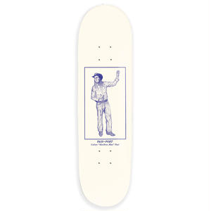 PASS~PORT MALBORO MAN CALLUM PAUL DECK 8.0INCH
