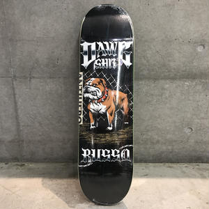 DAWGSHIT SKATEBOARDS ROBBIE RUSSO 8.38inch