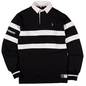 RICHARDOSON RUGBY LONGSLEEVE BLACK