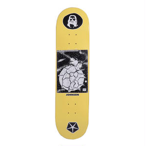 QUASI SKATEBOARDS DOOMSDAY 8.0