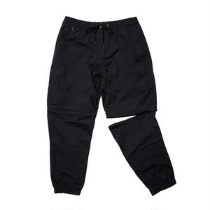 EVISEN SKATEBOARDS TWO WAYS OUTA BED PANTS BLACK