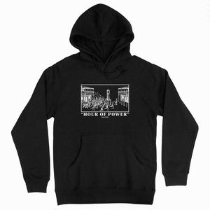 PASS~PORT HOUR OF POWER HOODIE BLACK