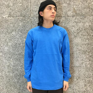 ALEXANDER WANG  HIGH TWIST LONG  SLEEVE   BLUE