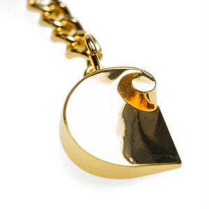 CARHARTT  C RAMP KEYCHAIN  GOLD