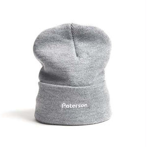 PATERSON WINTER LEAGUE BEANIE GREY