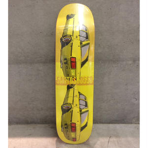 SCUMCO & SONS PHILLY SANTOSUOSSO SHAKOTAN PRO MODEL DECK 8.125/8.25