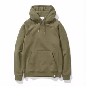 NORSE PROJECTS KETEL CLASSIC HOOD KHAKI