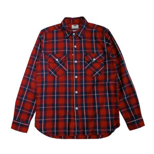 LEE  WORK SHIRTS RED